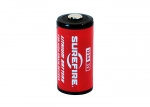 シュアファイア LEDフラッシュライト用リチウム電池 SF123A
