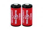 フラッシュライト用リチウム電池2個パック