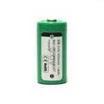 ジェットビーム リチウムイオン充電池 CR123A型 2本パック LFP16340-600-BT