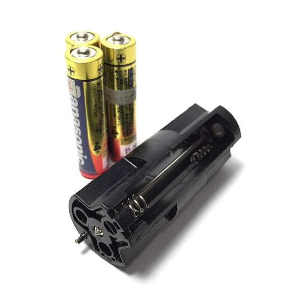 XL200の電池カートリッジ