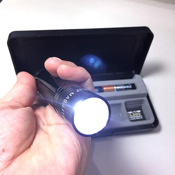 XL200の点灯