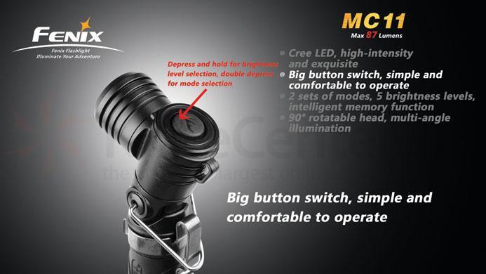 フェニックス LEDアングルライト MC11