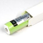 ジェットビーム(+パナソニック)充電式リチウムイオン電池 18650型 NCR18650B-3400-BT
